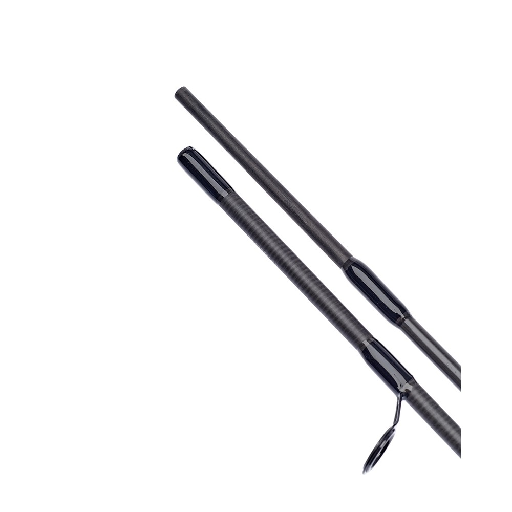 Daiwa Black Widow Light Lure Dropshot Rod - 7ft - 1-9g Black