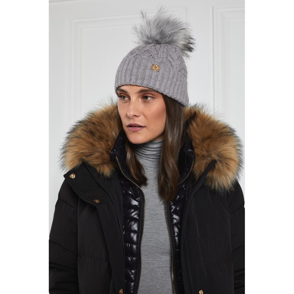 Holland Cooper Windsor Bobble Hat
