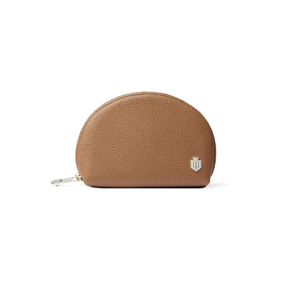 Fairfax & Favor Fairfax & Favor Chiltern Coin Purse - Tan Leather