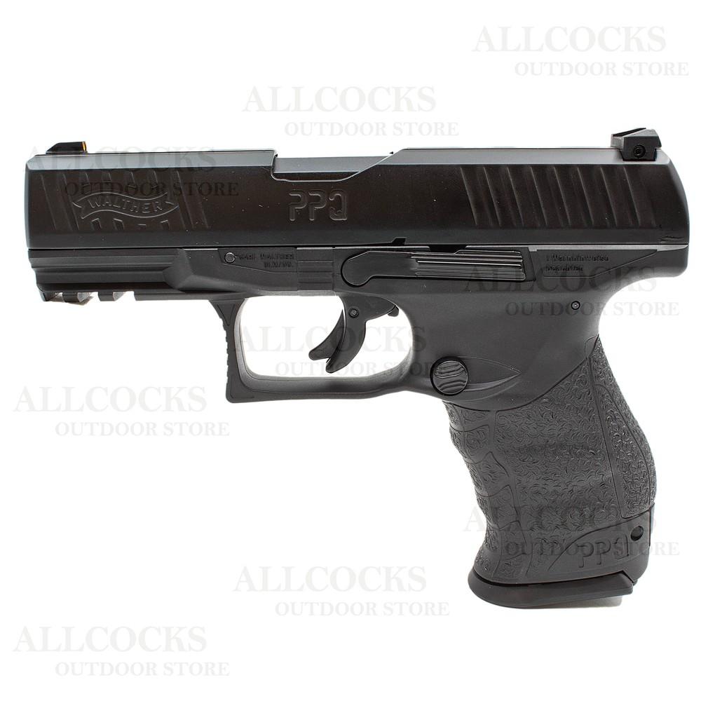 Umarex Walther PPQ M2 Co2 Air Pistol - .177 Black