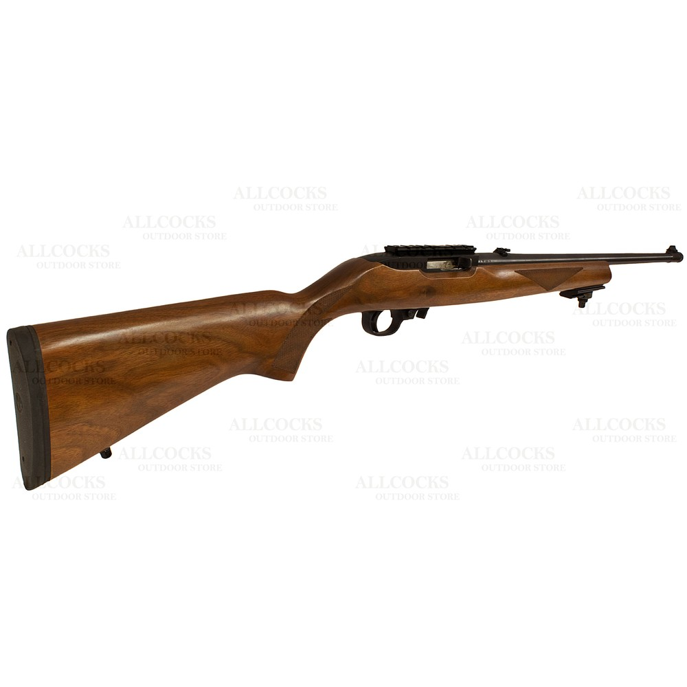 Ruger Pre-Owned  10/22 Walnut 50th Anniversary Rifle - .22LR