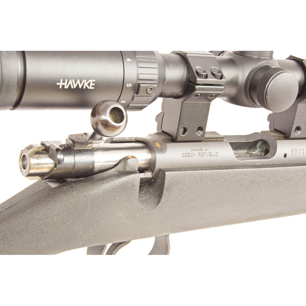 CZ Pre-Owned  452 Silhouette Rifle - .22LR