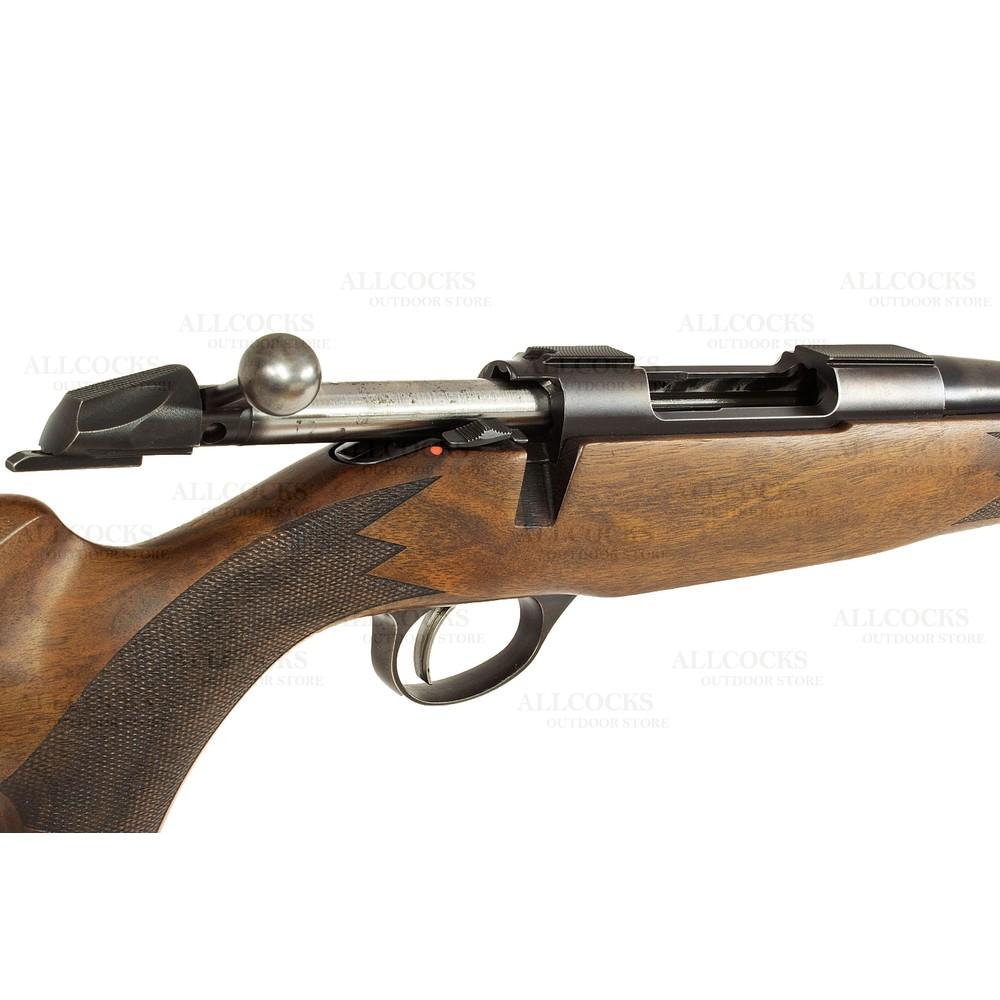 Sako Pre-Owned  85 S Hunter Blued Rifle - .243