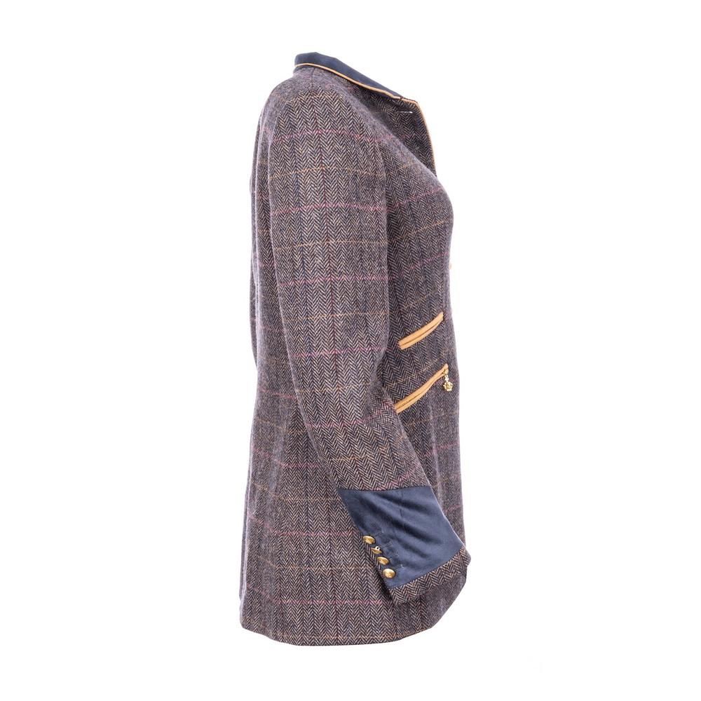 Welligogs Balmoral Herringbone Tailored Jacket Herringbone