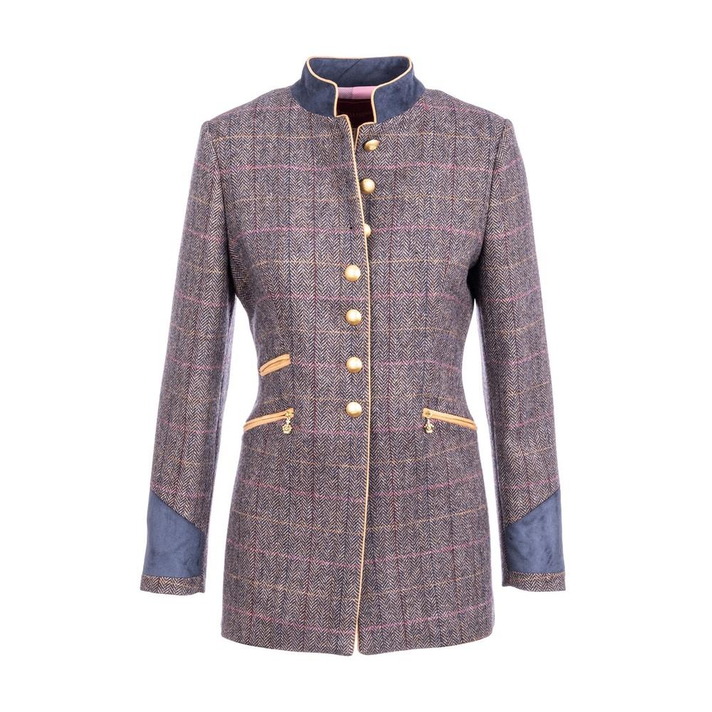 Welligogs Welligogs Balmoral Herringbone Tailored Jacket - Herringbone