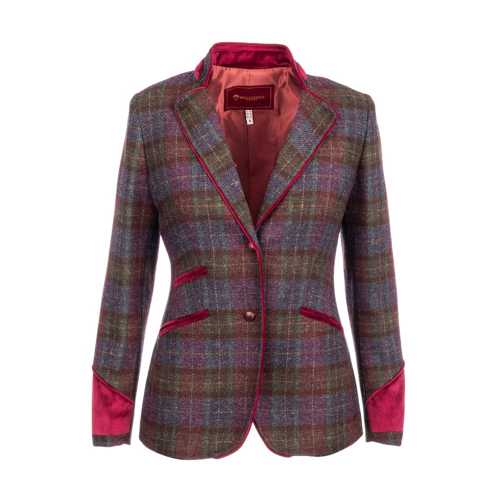 Welligogs Ascot Fitted Jacket Autumn