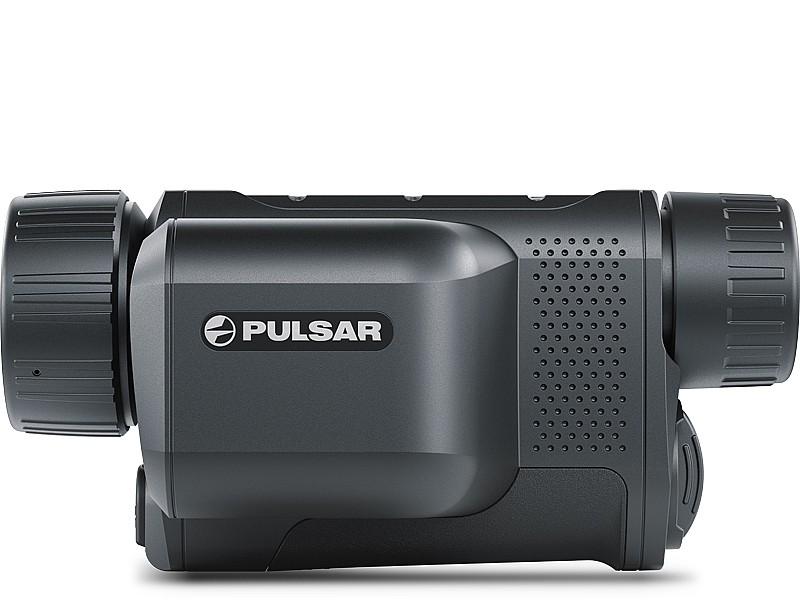 Pulsar Axion XQ38 LRF Thermal Imaging Monocular Black