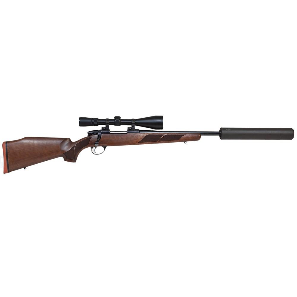 Sako Pre-Owned  75 Action 3 Hunter Wood Blued Rifle - .243