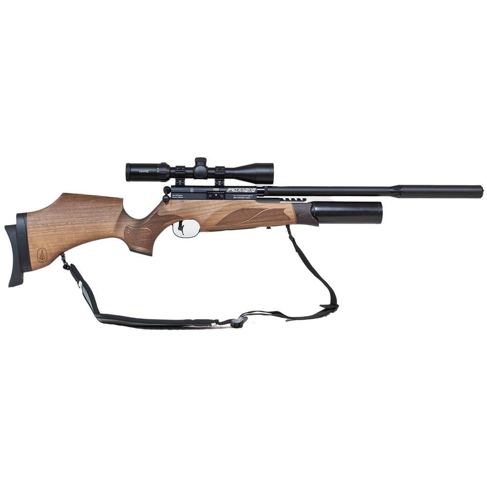 BSA Pre-Owned  R TEN Super Carbine Walnut Air Rifle - .177