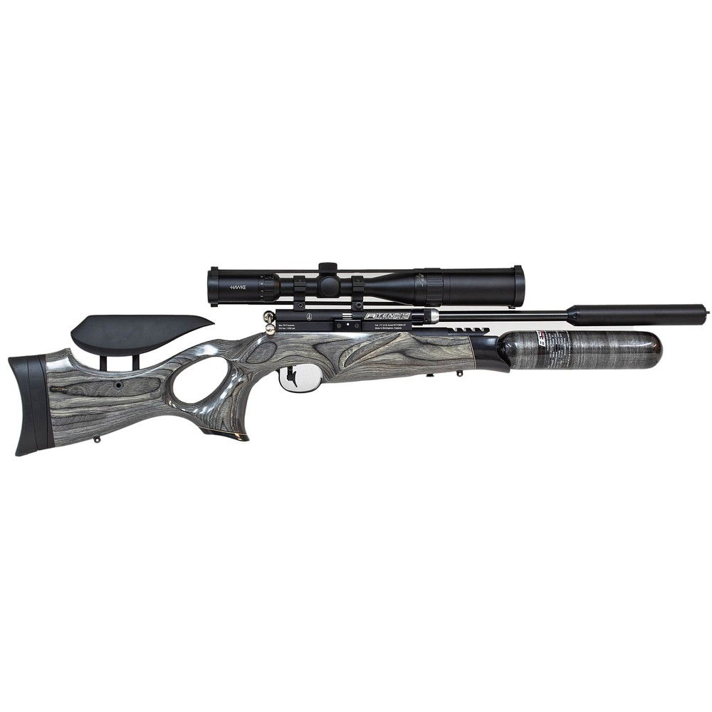 BSA Pre-Owned  R TEN TH Black Pepper Air Rifle - .177