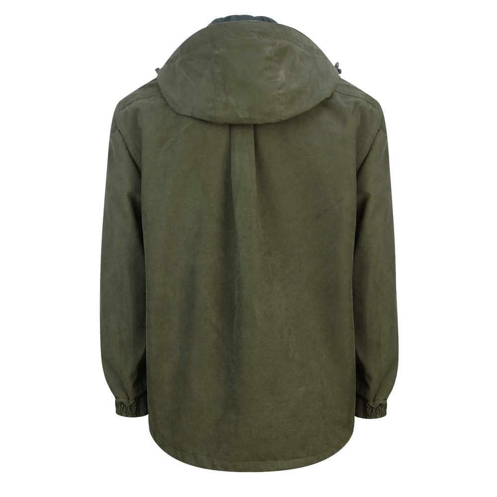 HOGGS OF FIFE Hoggs of Fife Struther Waterproof Smock Field Jacket Green