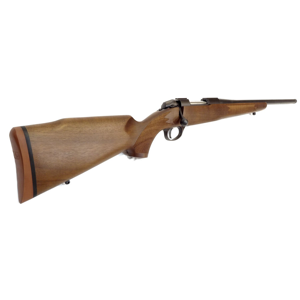 Sako 85 Hunter Wood Blued Rifle Wooden