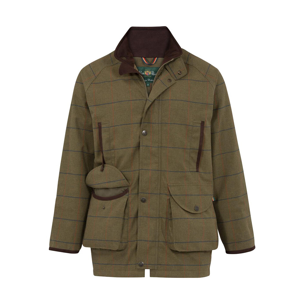 Alan Paine Axford Waterproof Coat Basil