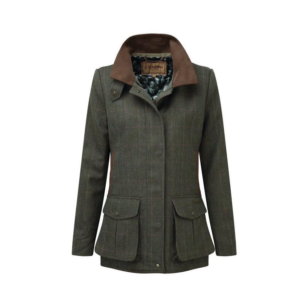 Schoffel Lilymere Tweed Jacket