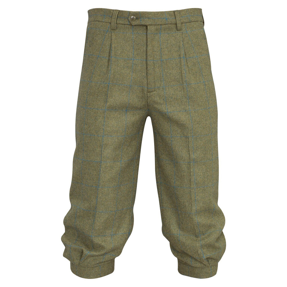 Alan Paine Alan Paine Combrook Tweed Breeks - Lagoon