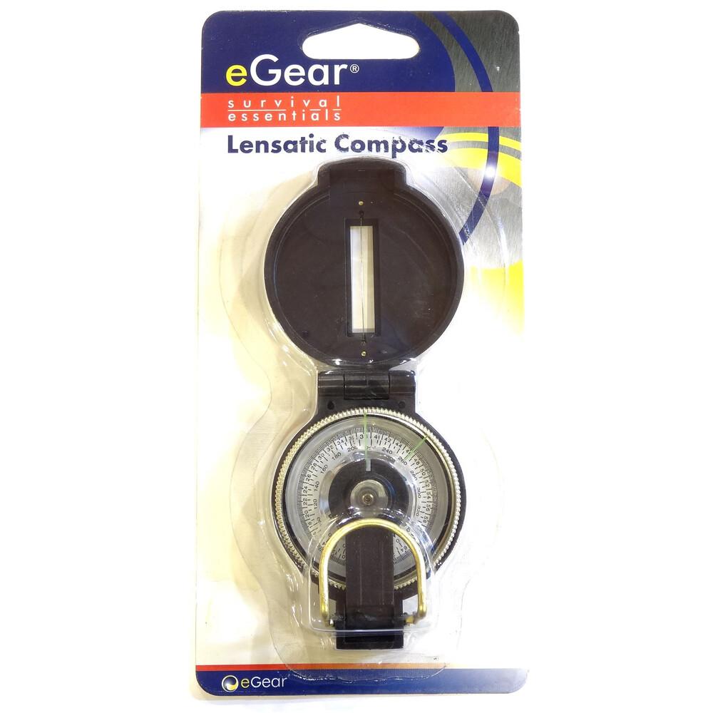 eGear Lensatic Compass
