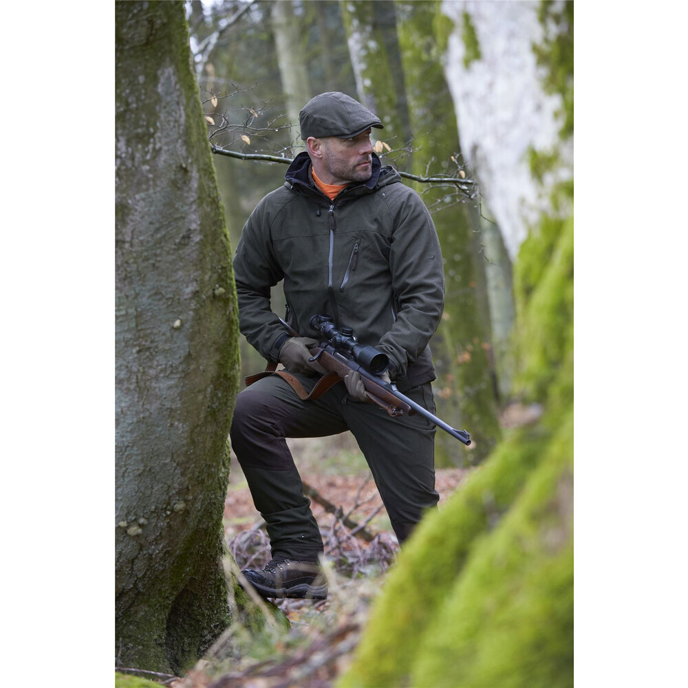 Laksen Trail Tracker Trousers - Dark Green
