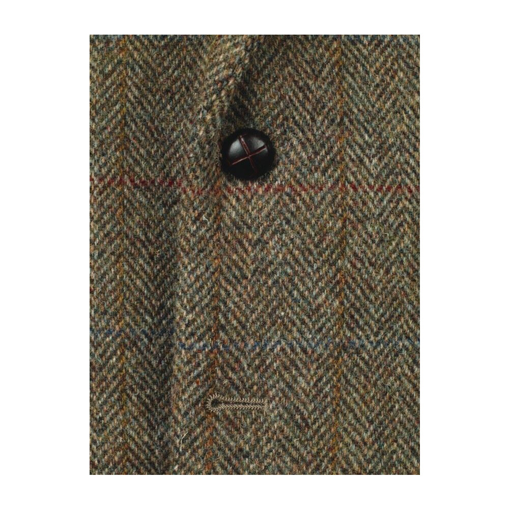 Harris Tweed Jacket - TaransayShort Multi