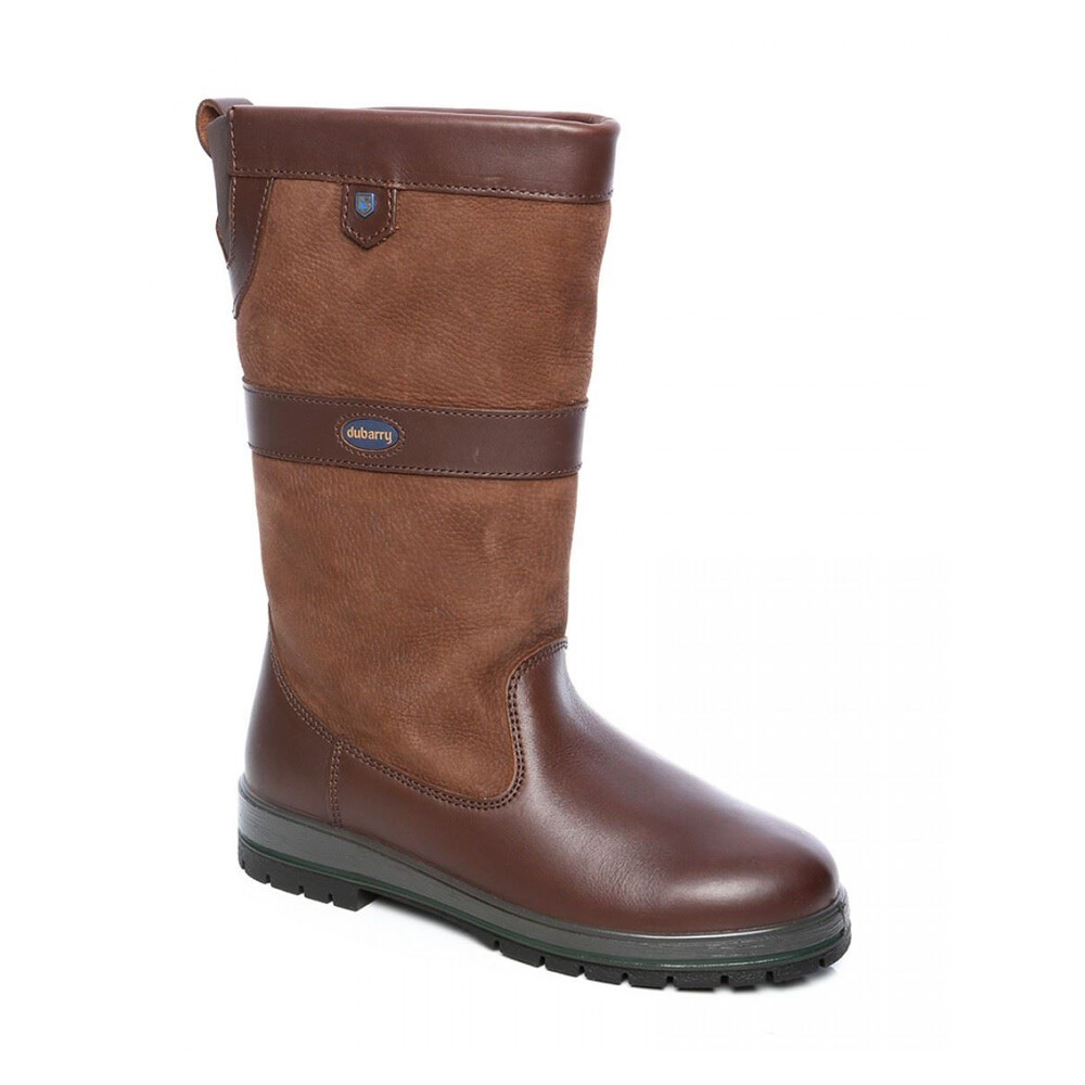 Dubarry Kildare Leather Boot - Walnut