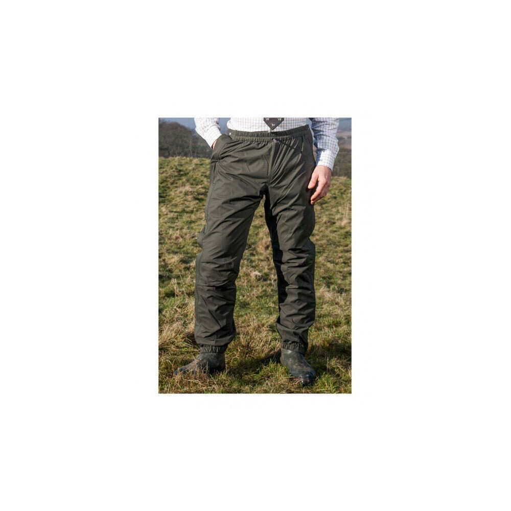 Schoffel Saxby Overtrousers - Tundra Green