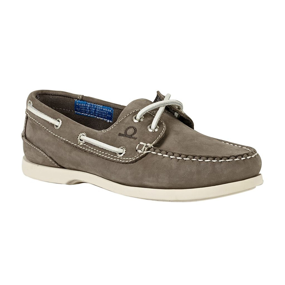 Chatham Pacific Lady G2 Boat Shoe Grey