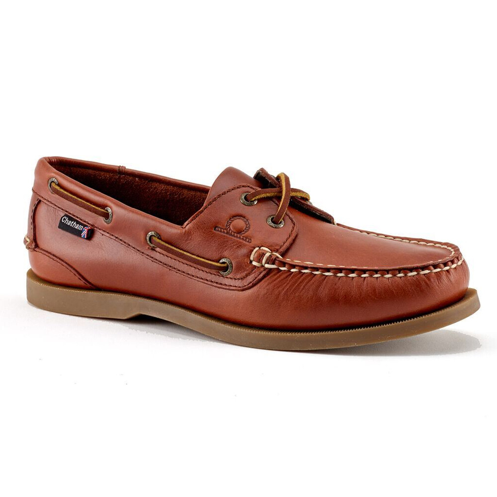 Chatham Deck II G2 Leather Boat Shoe