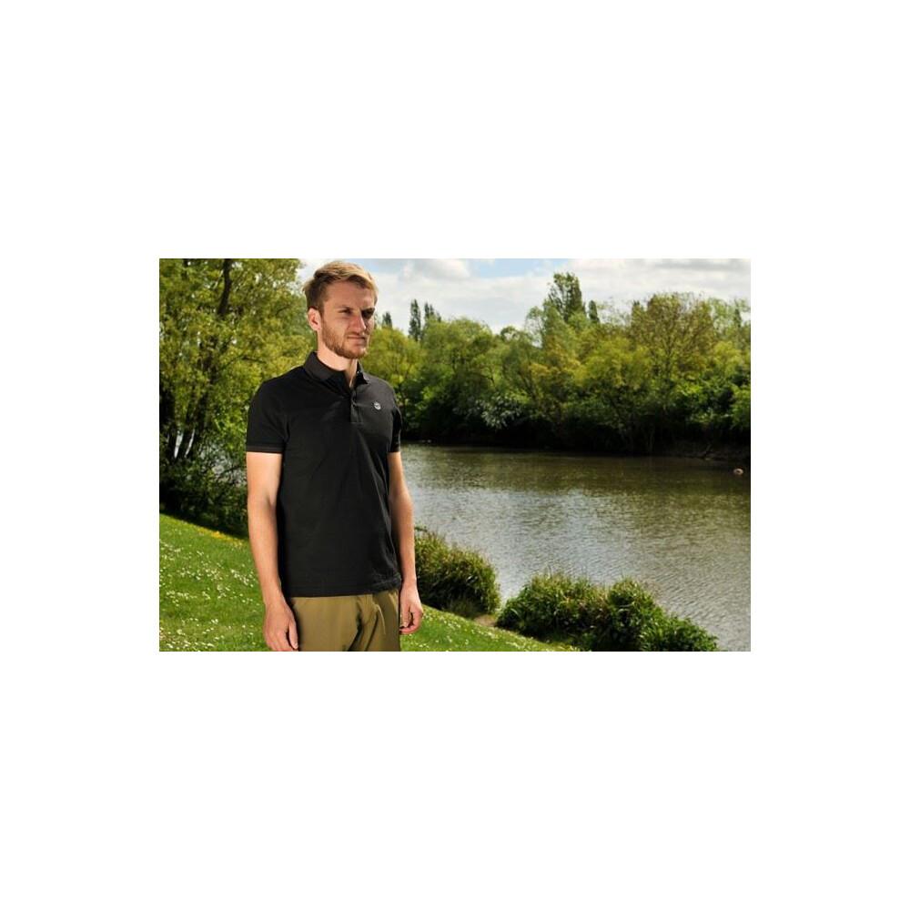 Korda Polo Shirt - Black