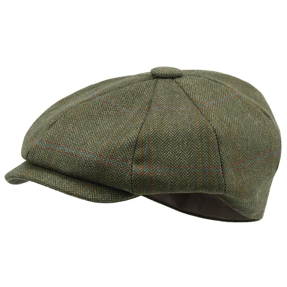 Schoffel Schoffel Newsboy Cap - Sandringham Tweed