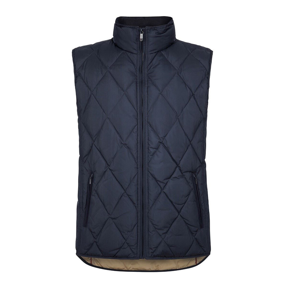 Dubarry Mulranny Quilted Gilet - Navy