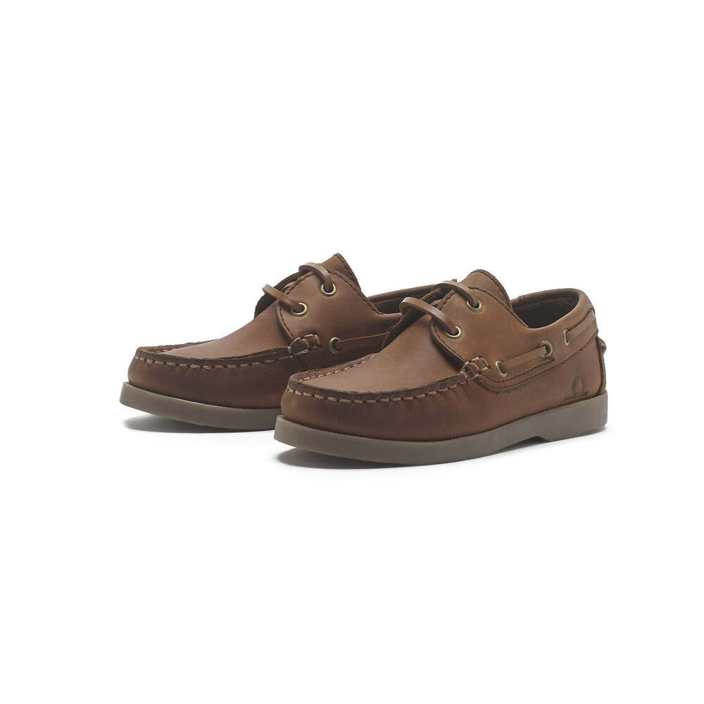Chatham Henry Kids Deck Shoe