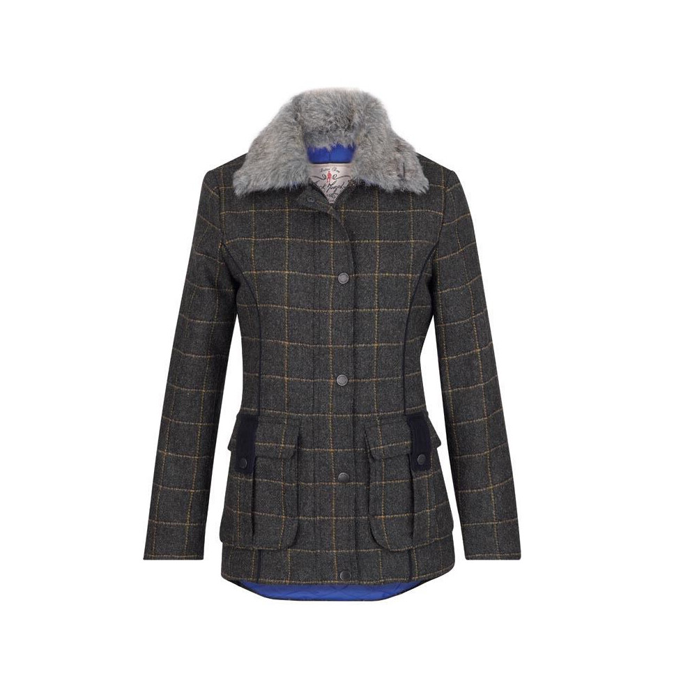 Jack Murphy Jack Murphy Ester Tweed Jacket - Country