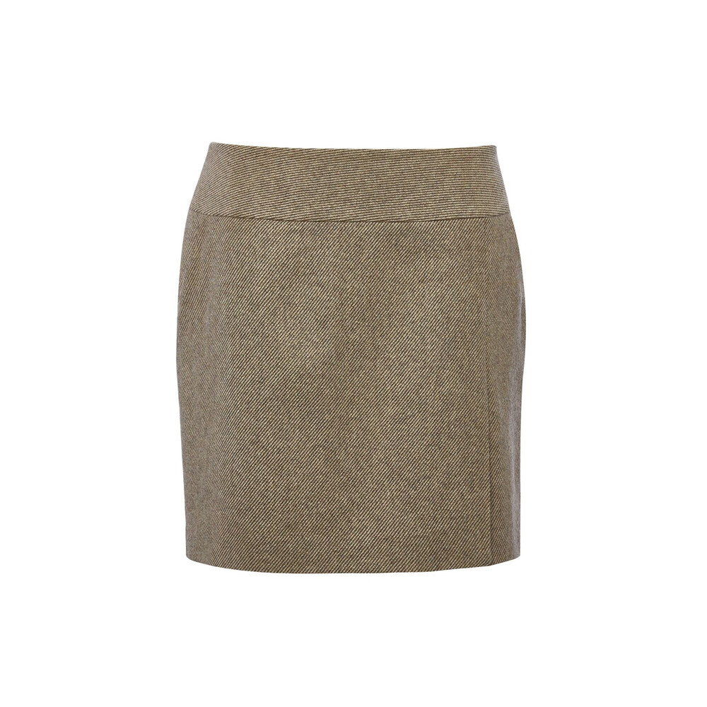 Dubarry Bellflower Tweed Skirt - Sable Sable