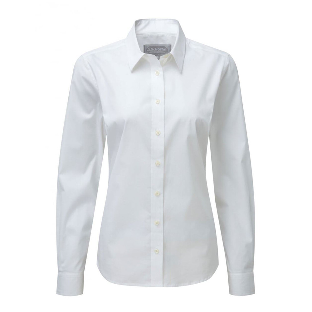 Schoffel Schoffel Suffolk Shirt - White