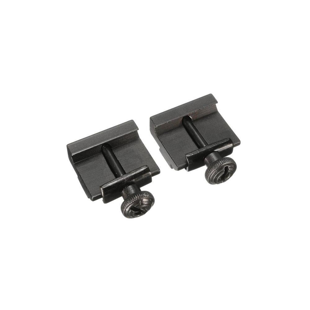 Allcocks Weaver To 11mm Dovetail Rail Adapter Black