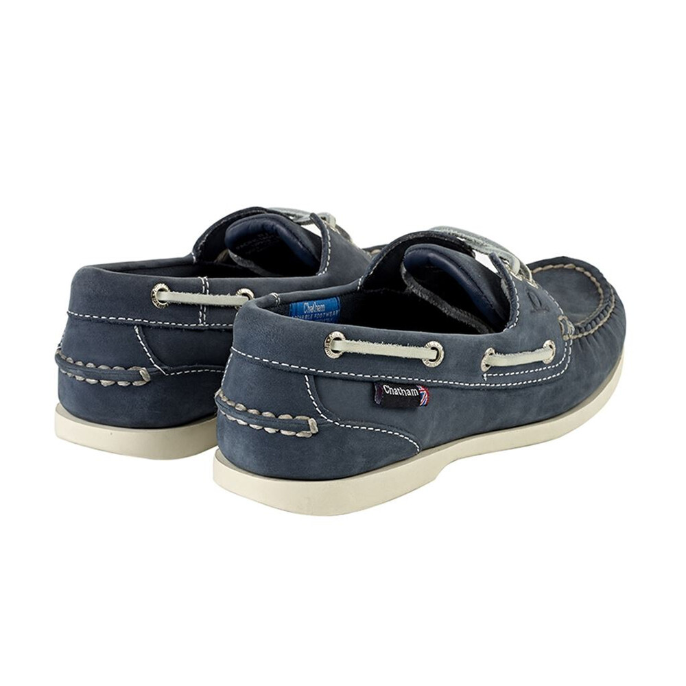 Chatham Pacific Lady G2 Boat Shoe Navy