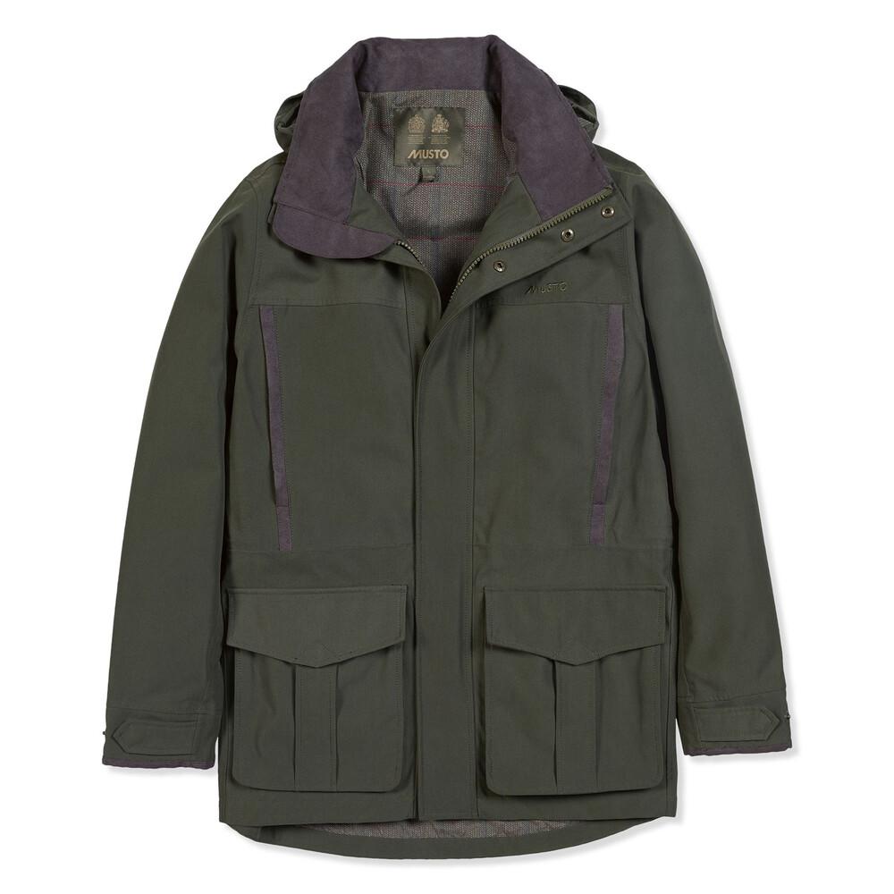 Musto Musto Keepers Westmore BR1 Jacket - Dark Moss