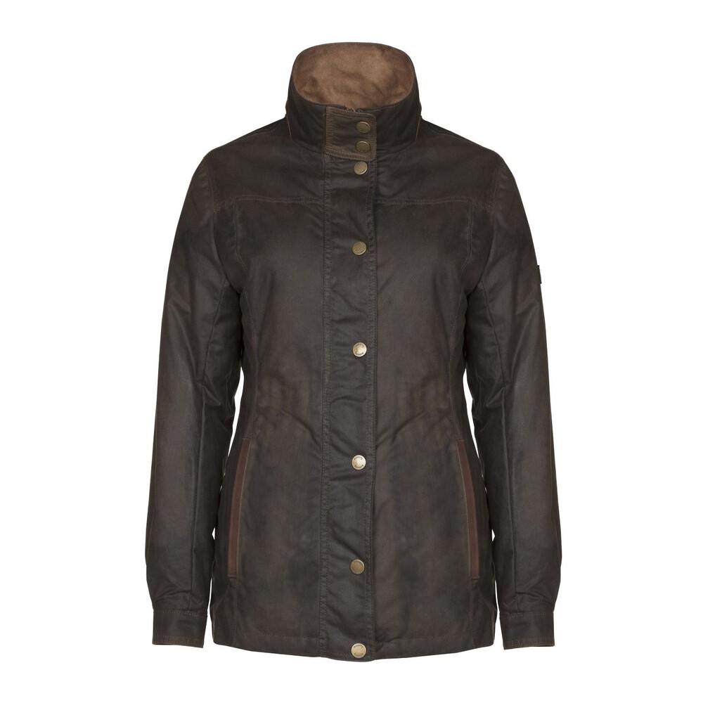 Dubarry Dubarry Mountrath Waxed Cotton Jacket - Olive