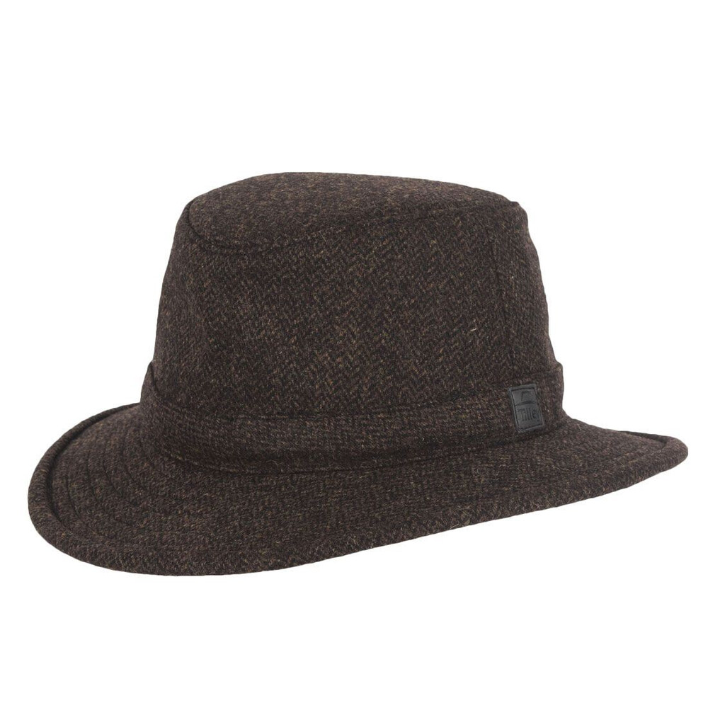 Tilley TTW2 Tec-Wool Hat - /Black