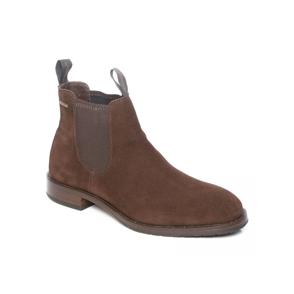 Dubarry Kerry Leather Ankle Boot - Cigar