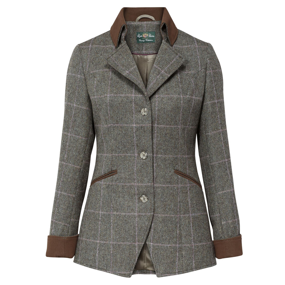 Alan Paine Alan Paine Surrey Ladies Jacket - Hemp