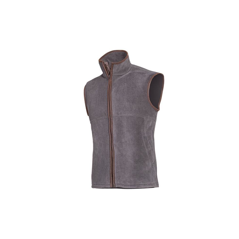 Baleno Harvey Fleece Gilet Grey