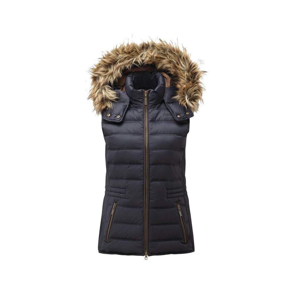 Schoffel Schoffel Chelsea Down Gilet with Hood - Navy