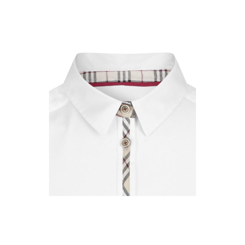 Welligogs Phoebe Shirt White