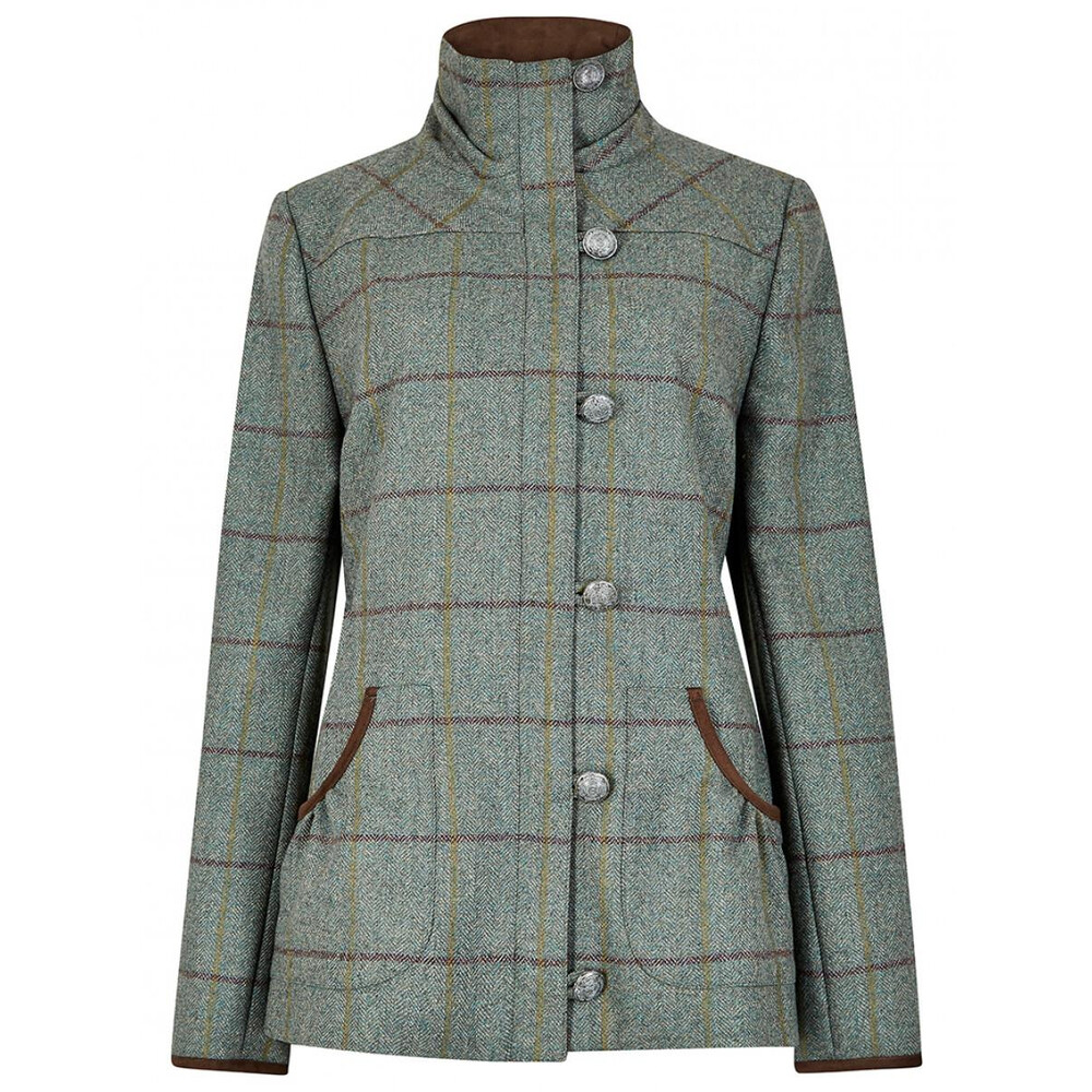 Dubarry Of Ireland Dubarry Womens Bracken Tweed Sports Jacket - Sorrel