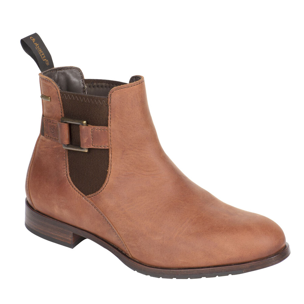 Dubarry Monaghan Chelsea Boot - Chestnut
