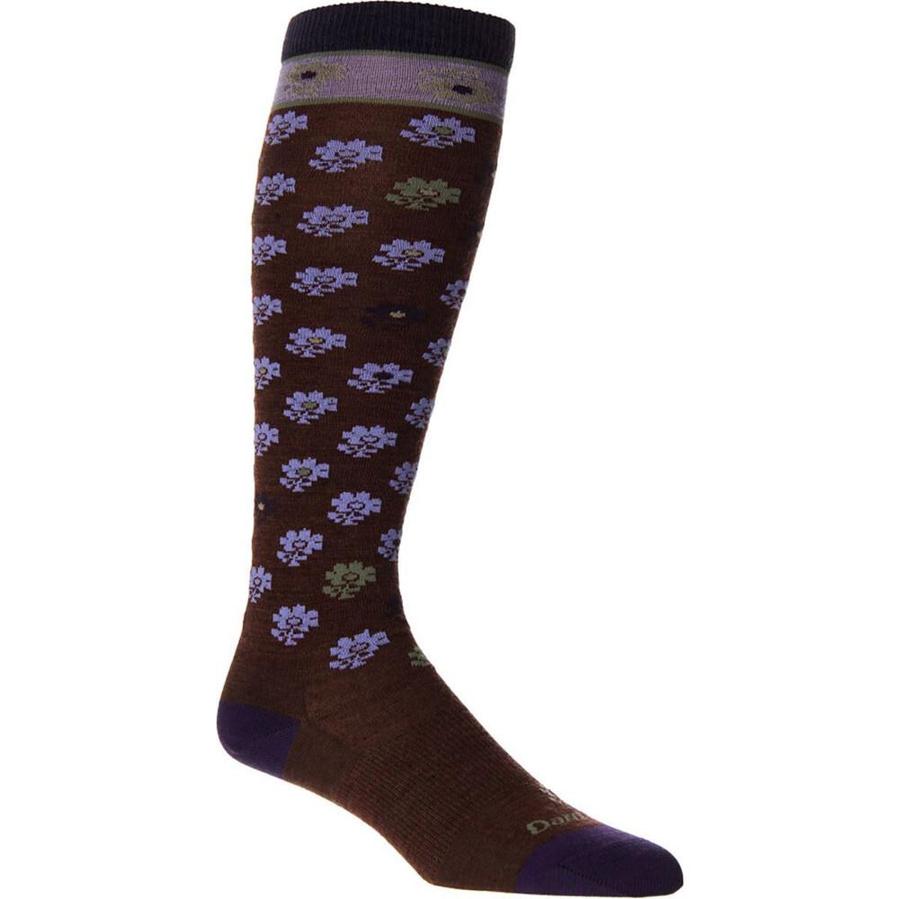 Darn Tough Darn Tough Knee High Ladies Sock - Henna