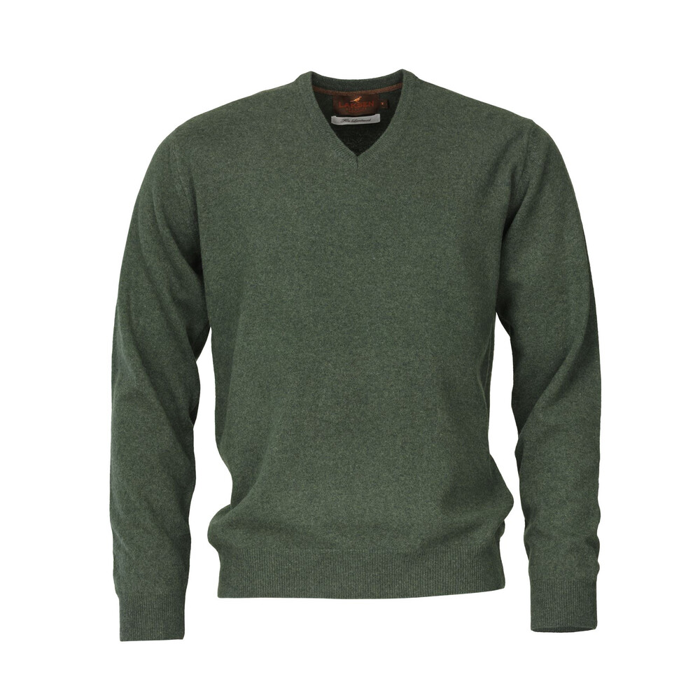 Laksen Yates Sweater - Forester