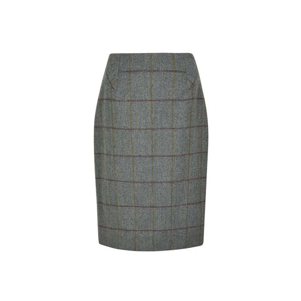 Dubarry Of Ireland Dubarry Fern Tweed Pencil Skirt - Sorrel