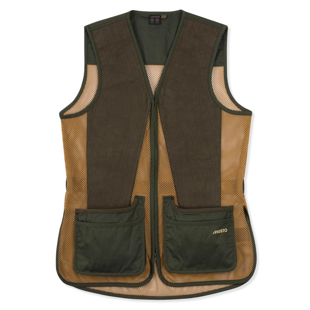 Musto Musto Competition Skeet Vest - Vineyard