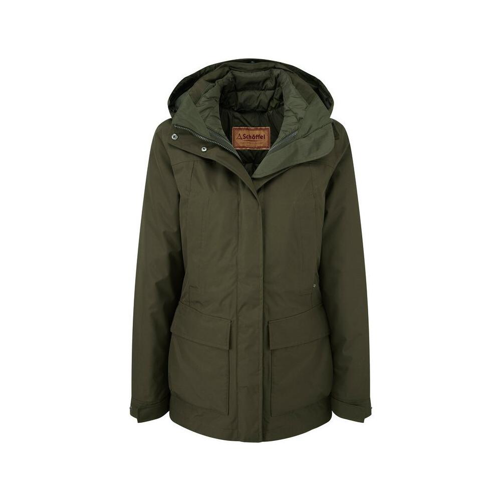 Schoffel Langham 3 in 1 Coat
